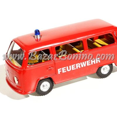 CR0075 - VW Bussino Pompieri