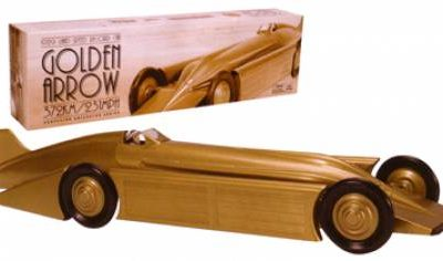 CR0160 - AUTO DA RECORD GOLDEN ARROW