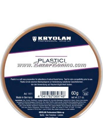 KN1411 - PLASTICO STANDARD 50 gr