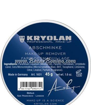 KN1630 - MAKE UP REMOVER 50 gr