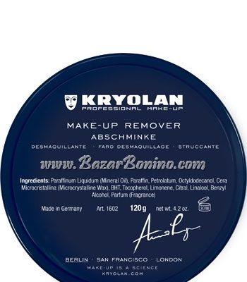 KN1635 - MAKE UP REMOVER 120 gr