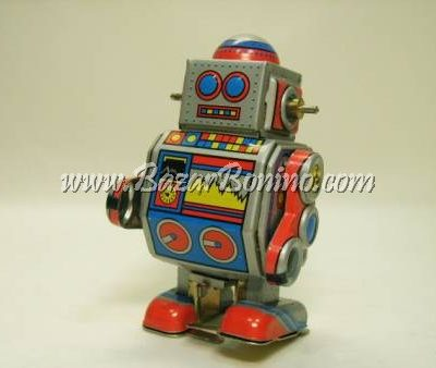 RT0040 - ROBOT LITTLE in latta