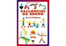 BK0020 - LIBRO PALLONCINI DA SOGNO