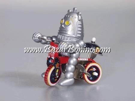 RT0060 - BABY ROBOT con carica a chiavetta