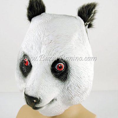 BM0302 - Maschera Panda in Lattice