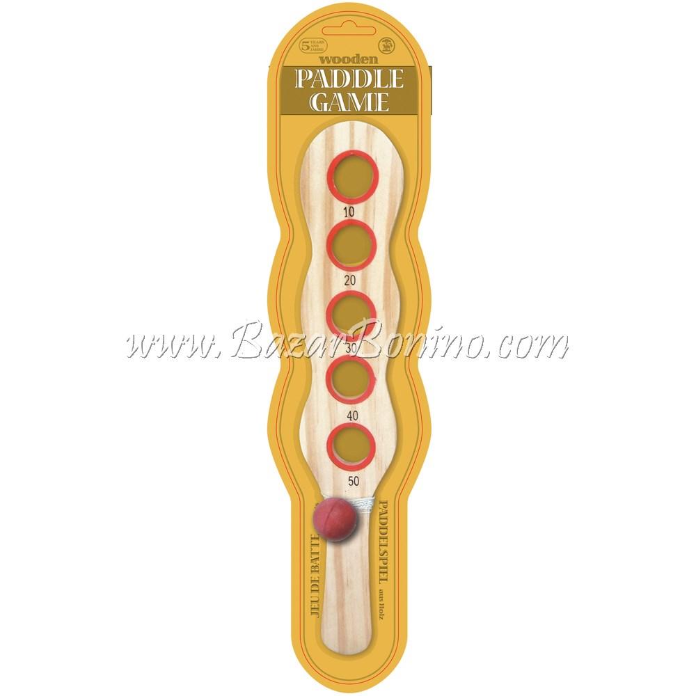 "EJ0225 - CENTRA LA PALETTA ""Wooden Paddle Game"""