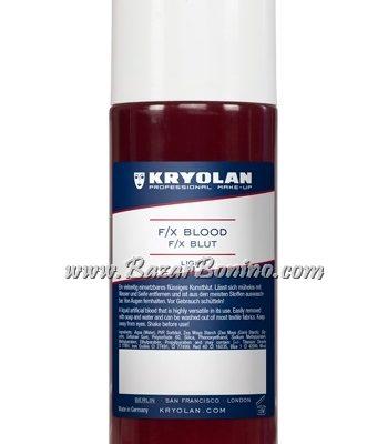KN4152 - F-X Blood 250 ml.
