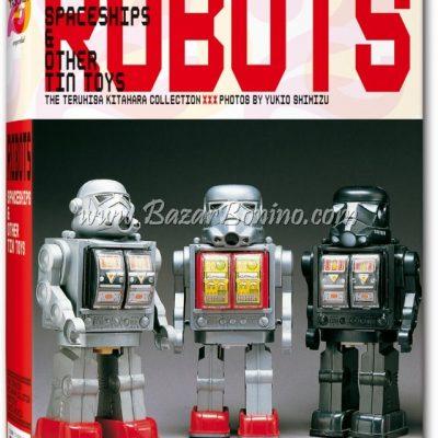 BK0100 - LIBRO ROBOTS