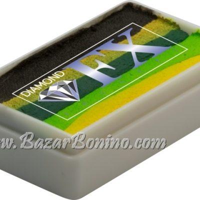 03 Cucumber - SPLIT CAKES Medium size Diamond Fx