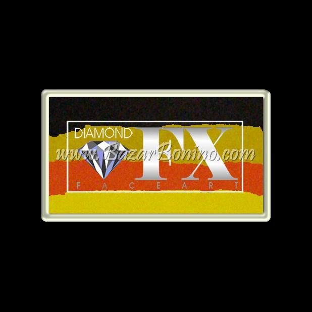 06 Tacolicious SPLIT CAKES Medium size Diamond Fx