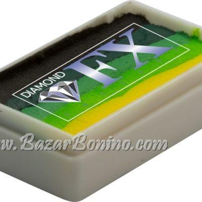 08 Green Carpet SPLIT CAKES Medium size Diamond Fx