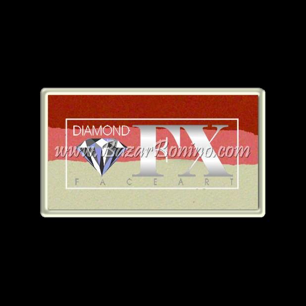 23 Strawberry Delight SPLIT CAKES Medium size Diamond Fx