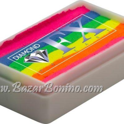24 Color Splash SPLIT CAKES Medium size Diamond Fx