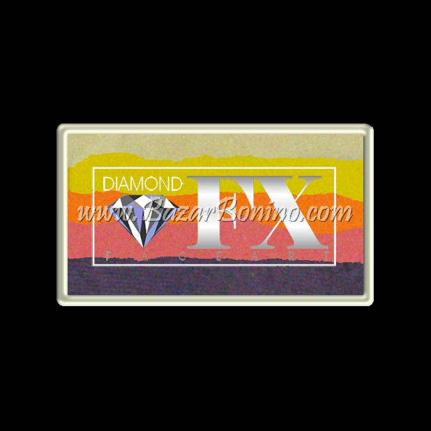25 Island Fever SPLIT CAKES Medium size Diamond Fx