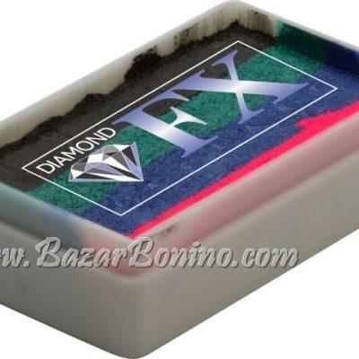 28 Oriëntal Times SPLIT CAKES Medium size Diamond Fx