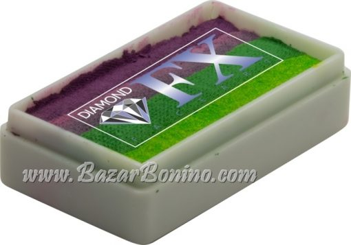 29 Carribean Punch SPLIT CAKES Medium size Diamond Fx