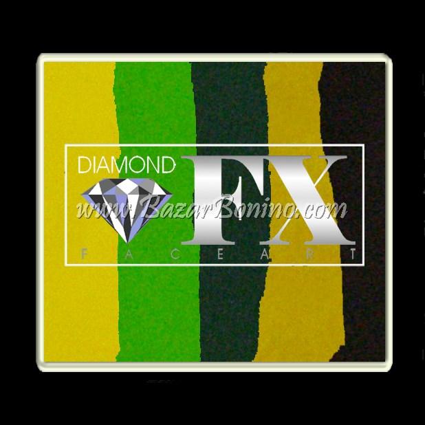 03 Cucumber - SPLIT CAKES Big size Diamond Fx
