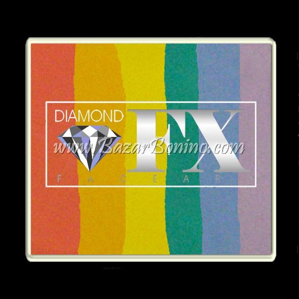04 Blurred - SPLIT CAKES Big size Diamond Fx