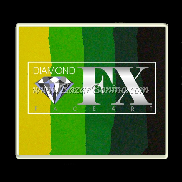 08 Green Carpet SPLIT CAKES Big size Diamond Fx