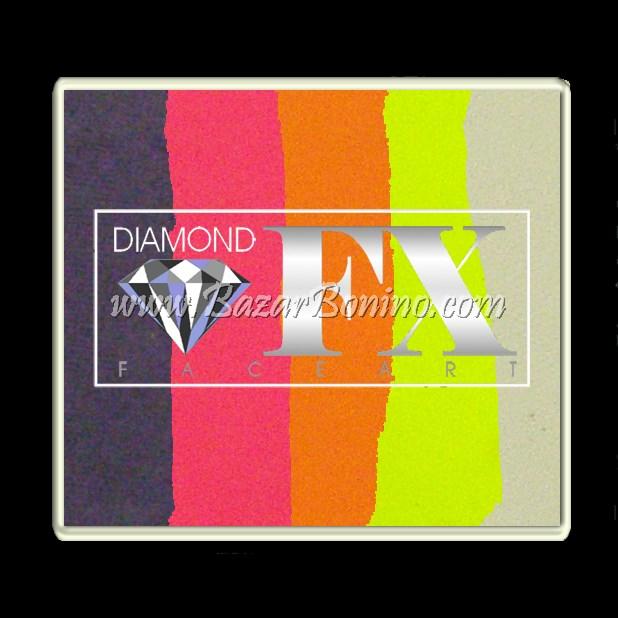 92 Fabulously Fierce SPLIT CAKES Big size Diamond Fx