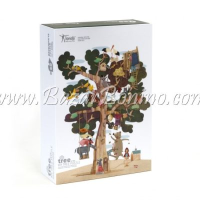 LONDJI - Puzzle MY TREE