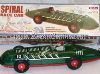 "CR0150 - AUTO ""SPIRAL RACE CAR"" in latta"