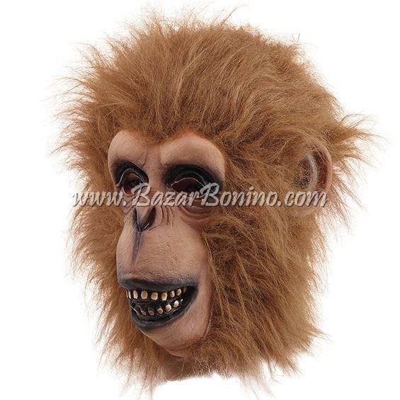 BM0086 - Maschera Scimpanzè Lattice