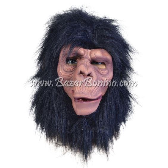 BM0411 - Maschera Scimpanzè Lattice