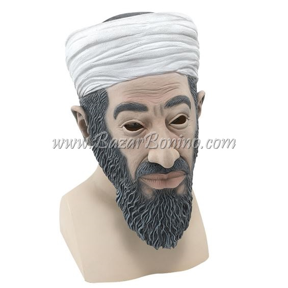BM0209 - Maschera Bin Laden Lattice