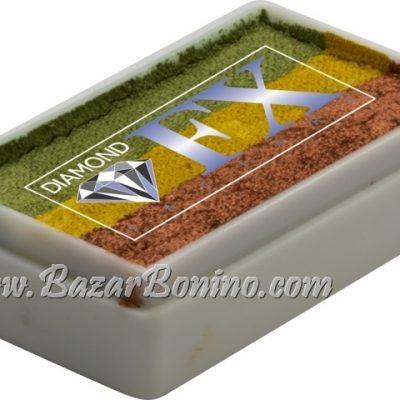 41 Residual Current SPLIT CAKES Medium size Diamond Fx