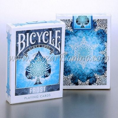 MB0185 - Mazzo Carte Bicycle Frost