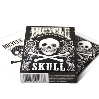 MB0275 - Mazzo Carte Bicycle Skull