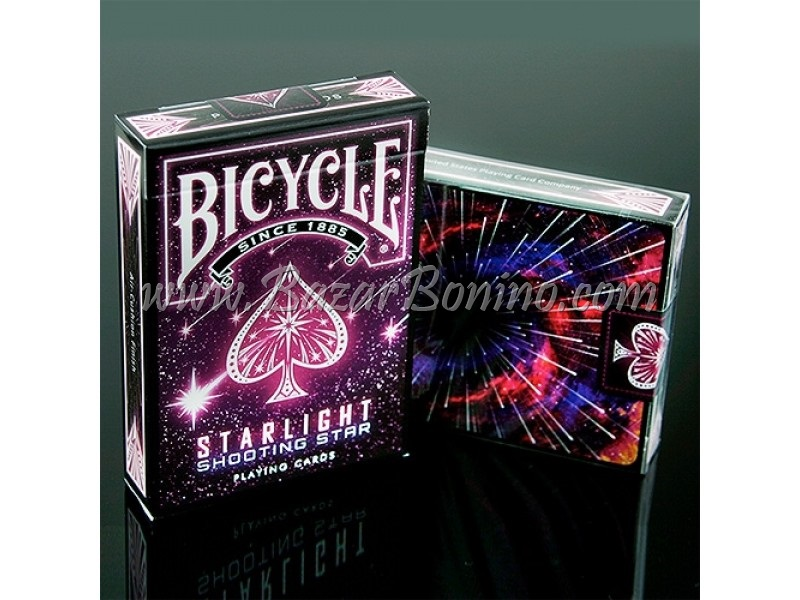 MB0305 - Mazzo Carte Bicycle Starlight Shooting Star
