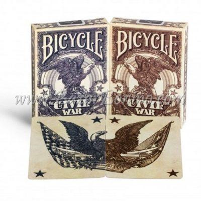 MB0020 - Mazzo Carte Bicycle Civil War