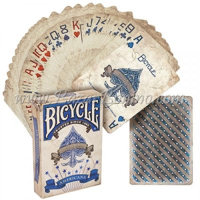 MB0050 - Mazzo Carte Bicycle Americana