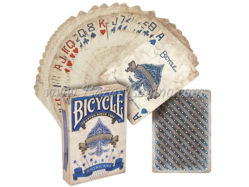 MB0050 - Mazzo Carte Bicycle Americana