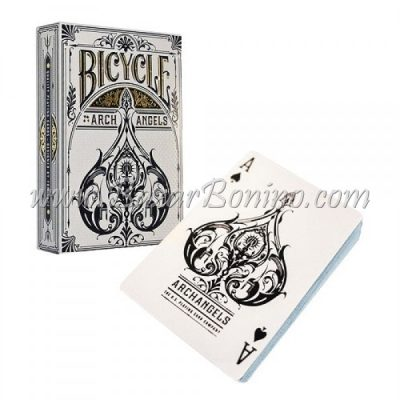 MB0065 - Mazzo Carte Bicycle Archangels Premium