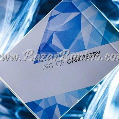 MBO010 - Mazzo Carte Bocopo Frozen Art of Cardistry
