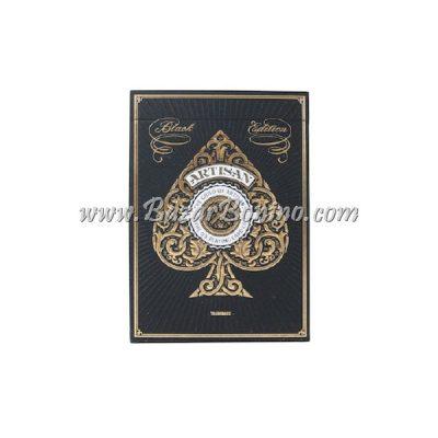 MTY010 - Mazzo Carte Black Artisan Deck by Theory 11