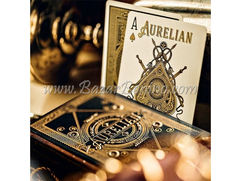 MTY020 - Mazzo Carte Aurelians by Ellusionist
