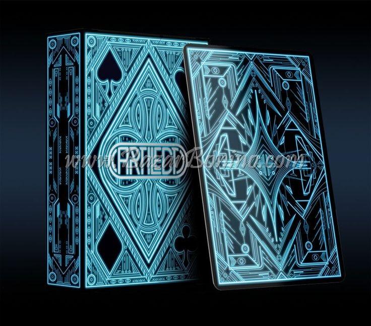 MTY045 - Mazzo Carte Artilect Deck Black