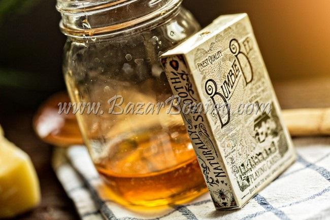 MTY050 - Mazzo Carte Bumblebee Deck