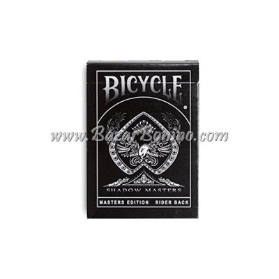 MTY055 - Mazzo Carte Bicycle Shadow Master by Ellusionist