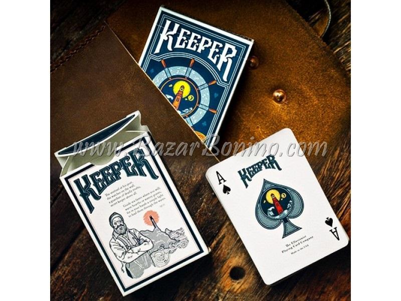 MTY060 - Mazzo Carte Keeper by Adam Wilber