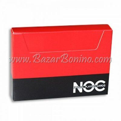 MV0105- Mazzo Carte Noc v3 Rosso