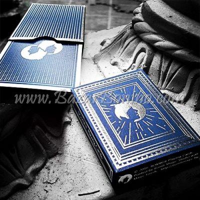 MV0125 - Mazzo Carte Blue Bomber