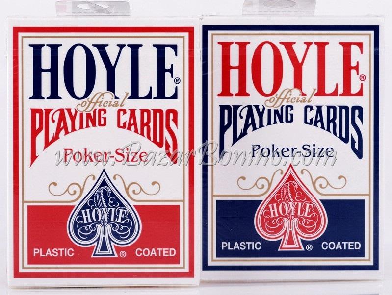 MV0185 - Mazzo Carte Hoyle Poker Size