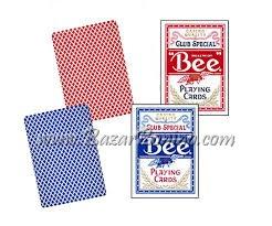 MV0190 - Mazzo Carte Bee Poker Size