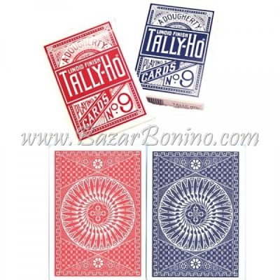 MV0210 - Mazzo Carte Tally Ho Circle Back