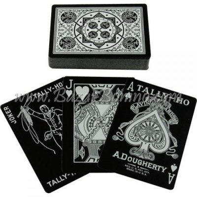 MV0225 - Mazzo Carte Tally Ho Viper Fan Back